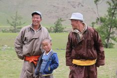 Traditional clothes of Mongolia - del (deel), boots, hat - By Mongolia Travel and Tours