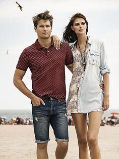 Colección Septiembre 2015 / Ir a comprar vestidos y faldas: www.tennis.com.co