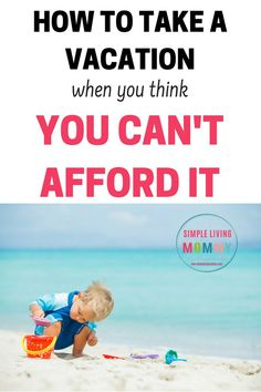 Think your family can't afford a vacation? With these budget family vacation tips you can plan a cheap family trip on a tiny budget! Cheap Travel, Budget Travel, Packing List For Travel, Travel Tips, Travel Ideas, Inexpensive Family Vacations, Travel With Kids, Family Travel, Florida Vacation