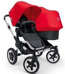 The new Bugaboo twin stroller