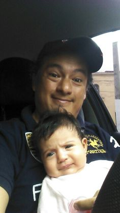 Manejando con Papá