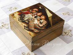 "Jewellery box ""Three kittens"" | Flickr - Photo Sharing!"