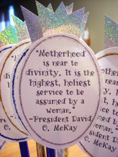 :) love the idea of making a bouquet of sorts with quotes or scriptures on them in a jar or vase