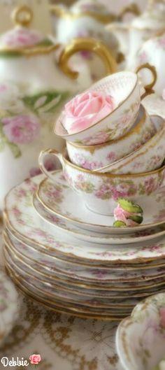 Vintage Limoges china