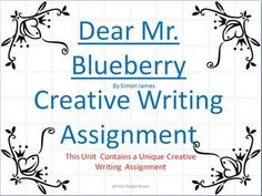 key to this assignment is the idea that the children are not writing in first person.  the letters are written in the voice of a young student and ...