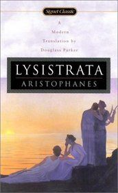 Review: Lysistrata by Aristophanes | Roof Beam Reader