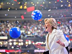 Famous Speech Friday: Hillary Clinton accepts nomination for president