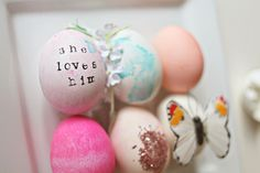 Great easter projects