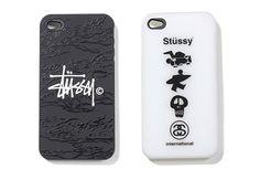 S/S 2012 Stussy iPhone 4 cases
