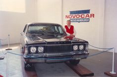 0km 1983 Ford Landau - Galaxie Museum - Novo Hamburgo - RS - Brazil