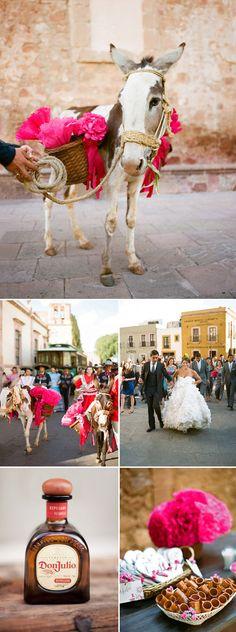 Regina & Zaheen: boda en Zacatecas - Blog de bodas de Una Boda Original