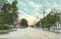 Palisade Ave. and Shippen St. West Hoboken