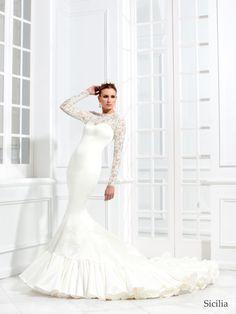 Vestidos de novia de Vicky Martín Berrocal
