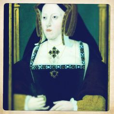 Catherine of Aragon, NPG