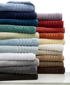 Recommended bath towel: Hotel Collection Ultimate MicroCotton Bath Towel Collection, Cotton, Created for Macy's - Bath Towels - Bed & Bath - Macy's Best Bath Towels, Bath Towel Sets, Hand Towels, Bathroom Towels, Master Bathroom, Hotel Collection Bedding, Luxury Duvet Covers, Luxury Bedding, Modern Bedding