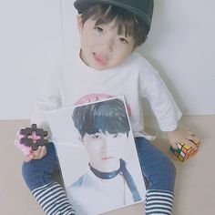 Hong EunWoo (Kookie Little) Cute Asian Babies, Korean Babies, Asian Kids, Cute Babies, Cute Baby Puppies, Cute Baby Boy, Cute Boys, Baby Kids, Newborn Pictures