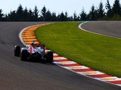 2015 BELGIAN GRAND PRIX   Scuderia Toro Rosso