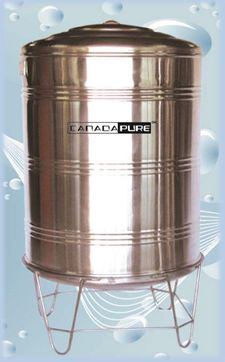 Asepsis Tank : These are made of SS 304 light weight single walled ribbed tanks. While this general purpose water storage tank, it is especially useful in brewery for additional RO water storage for the brewery or kitchen. These tanks can be fitted with auto leveling device to prevent overflow. Available in 200, 500, 1000 liters and up to 10,000 liters in ranges of 1000 liters.For More information please click here http://prodebbrewery.com/sanitary-water-storage-systems.html