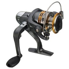 Sale 11% (8.66$) - Gear 5.0:1 3BB Left/Right Fishing Spinning Reel Interchangeable Fishing Reel
