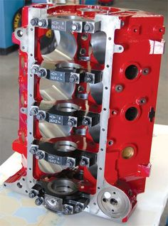 Ultimate Guide to Building Chevy-Big Blocks: Cylinder Blocks Instruction Ls Engine, Engine Swap, Engine Block, Motor Engine, Chevy Vs Ford, Chevrolet, Chevy Motors, Crate Motors, Shops