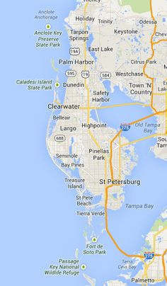 Florida Islands Map.Barrier Islands Map Of Coastal Management Projects Florida