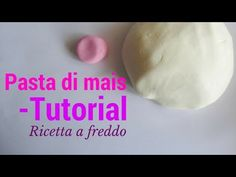 Pasta di mais tutorial - YouTube