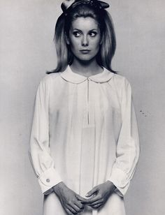 Bittersweet Vogue: Catherine Deneuve