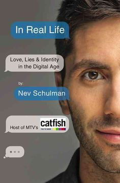 Just pre-ordered this and so excited to read it. I find this subject so interesting. Love Nev and love Catfish.