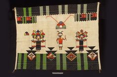 Shawl  Hopi, 1890  The National Museum of the American Indian