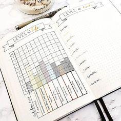 Work in Progress Brand new spread for me: Working on my level 10 life. I have to set goals now... Do you use this kind of page? Has it been useful for you ? FR⬇⬇ WIP: Tout nouveau pour moi. Je suis en train de mettre en place un level 10 life. Me reste à définir les objectifs... Est ce que vous utilisez ce type d'outil? Cela vous a t il été utile? Dites moi tout! - - - - - #bulletjournal #bulletjournaling #bulletjournaljunkies #bulletjournaladdicts #bulletjournalcommunity #bujofr #bu...