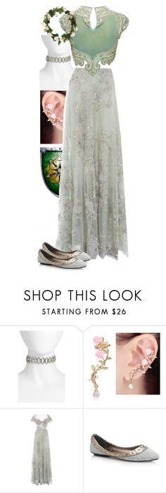 """""""Game of Thrones """"Growing Strong"""" 2"""" by werewolf-gurl ❤ liked on Polyvore featuring Vanessa Mooney and Patricia Bonaldi"""