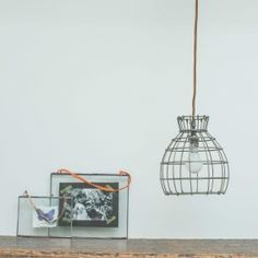 Wire Pendant Light £69.95