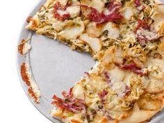 Corned-Beef-and-Cabbage Pizza   recipe from Food Network #pinterest