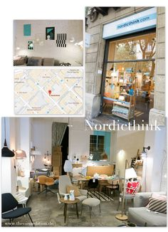 Barcelona - Shopping Tipps: Nordicthink
