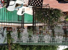 Pool fence idea
