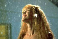 Winona Ryder as Kim Boggs // Edward Scissorhands (Tim Burton, Anthony Michael Hall, Anthony William, Winona Ryder Edward Scissorhands, Snow Dance, Ice Dance, Film Tim Burton, Johnny Depp And Winona, Dianne Wiest, 1990 Movies