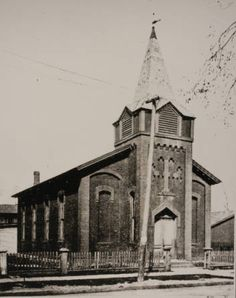First Black church founded in Syracuse  African Methodist Episcopal Church ::  Onondaga Community College http://nyheritage.nnyln.net/cdm/ref/collection/p16694coll6/id/19