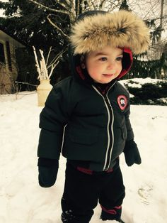 Canada Goose trillium parka sale discounts - The Snowbird jacket, for snow loving kids #CanadaGoose | Canada ...