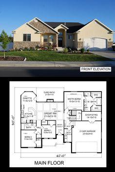Plan 16887WG  3 Bedroom House Plan With Swing Porch   Pinterest     Plan 16887WG  3 Bedroom House Plan With Swing Porch   Pinterest   Porch   Swings and Bedrooms