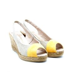 Gaimo SS15 Gon Wedge Sandal Espadrilles | Spanish Fashion - SPANISH SHOP ONLINE | Spain @ your fingertips