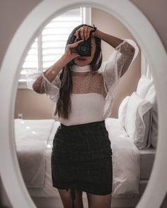melissa chau (@melissaxchau) posted on Instagram • Jun 19, 2020 at 1:01pm UTC Jun, Documentaries, Personal Style, Tulle, Mini Skirts, My Style, Instagram, Fashion, Moda