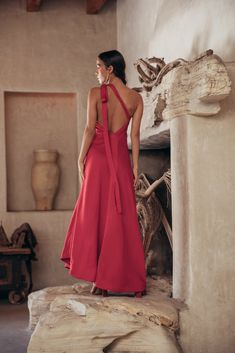 Theia Dresses, Gowns, One Shoulder Dress Long, Strapless Bustier, Date Night Dresses, Silky Dress, Black Tie, Dresses For Sale, Peonies