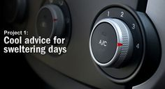 Cool advice for sweltering days! Air conditioning maintenance is the key to more comfortable journeys. Your air conditioning system is tasked to keep the cabin comfortable, while the radiator keeps the equipment under the hood temperature-regulated. And it makes long-distance trips with kids a whole lot easier to take when everyone is calm and cool! #AdvanceAutoParts #Summer #CarCare #Maintenance #Projects #DIY