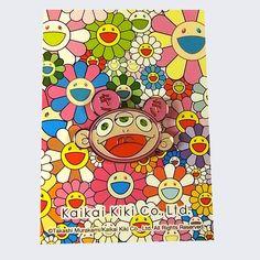 "Takashi Murakami - Enamel Pin (Kiki ""Dah!"")"