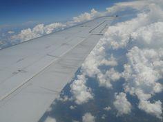 Sky to Japan. :)