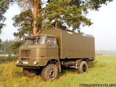 IFA-W50LA 4x4 army truck production DDR. IFA-W50L truck became a legend of the automotive industry of the DDR. IFA-W50L truck, manufactured for over 25 years and made in the amount of 571,800 copies,