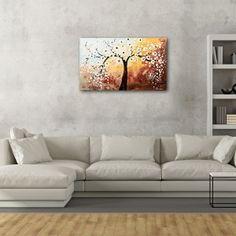 Poza tabloul expus pe perete (2) Sofa, Couch, Modern, Furniture, Home Decor, Homemade Home Decor, Trendy Tree, Sofas, Home Furnishings