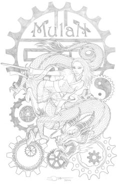 Steampunk Pocahontas by SorahShibao.deviantart.com on ...