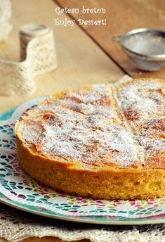 """""""Gateau breton"""" – prajitura bretona, este una din cele mai simple prajituri din bucataria frantuzeasca, se face simpul si rapid, cu un mixer si un robot ati rezolvat prajitura din cateva miscari. Am facut prajiturica asta intr-o zi cand eram cu gandul la Paris, un oras superb pe care l-am vizitat eu candva…dar pe care […]"""