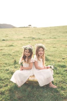 Just precious...Jenny Yoo Collection for the flower girls